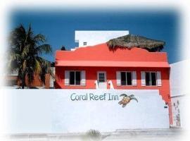 Coral Reef Inn, Косумель