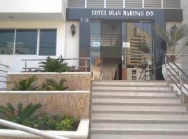 Hotel Olas Marinas Inn