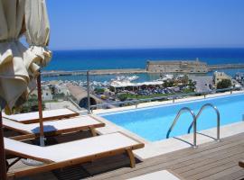 GDM Megaron Hotel, Heraklion