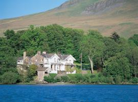 Sharrow Bay Country House Hotel, Pooley Bridge