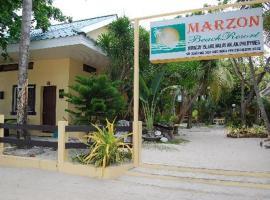 Marzon Beach Resort, Boracay