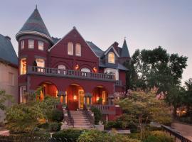 Swann House, Washington