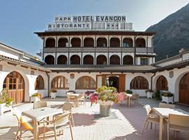 Park Hotel Evancon, Verrès