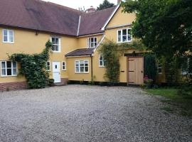 The Martins B&B, Chelsworth