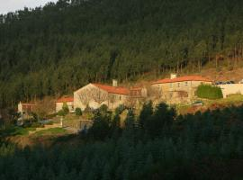 Casa Grande Do Bachao, Santa Cristina de Fecha