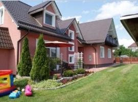 Villa Marta, Augustów