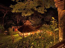 Pampa Hermosa Lodge, Cushuruyoc