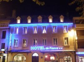 Hôtel de France, Espalion