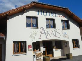 Anais Hotel, Viviers-du-Lac