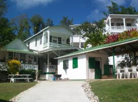 My Father's Place Guest House, Marigot