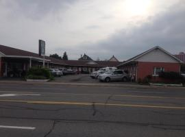 White Rose Motel, Niagara-vízesés