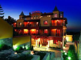 Todoroff Wine & Spa Hotel, Brestovitsa
