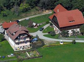 Ferienwohnung am Oberrainerhof, Arriach