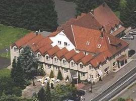 Hotel C. Stille-Falkendiek, Herford