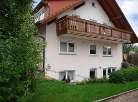 Apartment Wutach, Ewattingen