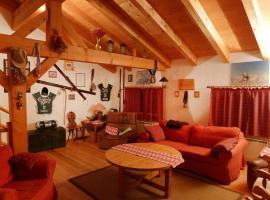 Villa Bagnes, Bagnes