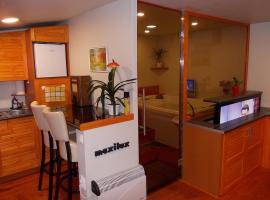 Maxilux Studio, Berekfürdő