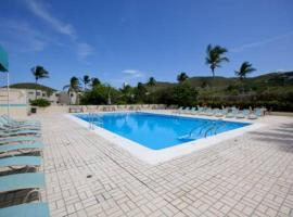 Beautiful Condo at Crystal Cove on Sapphire Beach, East End