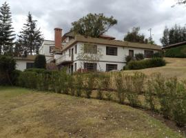 Casa Izabella, Hacienda Chiche Obraje