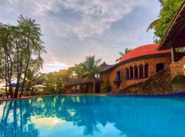 Niraamaya Retreats Nilaya Goa, Arpora