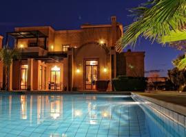 Villa Amira Golf de Samanah, Tameslouht