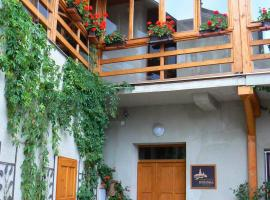 Apartmány Johanka, Náchod