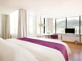Hotel Rio Amazonas, Quito