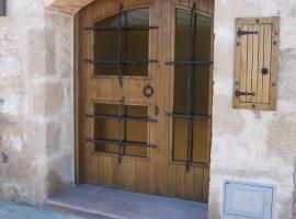 Casa Solé, Villalba dels Arcs