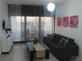 Dizengoff Tower 12th Floor Apartment