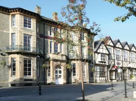 Knighton Hotel, Knighton