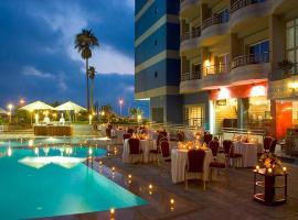 Hôtel Club Val d'Anfa, Kazablanka