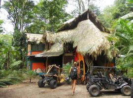 Se Ua B&B and House Of Adventure, Puerto Manzanillo