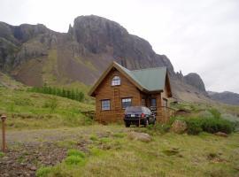 Vindheimar Holiday Home, Skeljabrekka