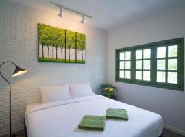 Baankongkwan Resort, Ban Mae Ka Talat Luang