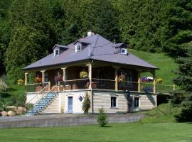 Petite Maison dans la Prairie, Chateau Richer