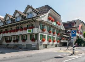 Seminarhotel Linde Stettlen, Berna