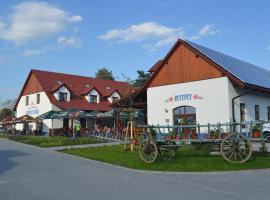 Penzion Slovácký dvůr