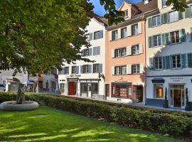 Ambiente Hotel Freieck, Coira