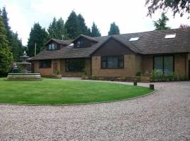 Barncroft Luxury Guest House, Hampton in Arden