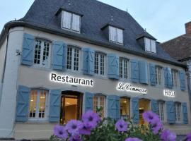 Hôtel Du Commerce, Navarrenx