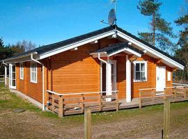 Holiday home Skovvejen H- 4156, Fuglslev