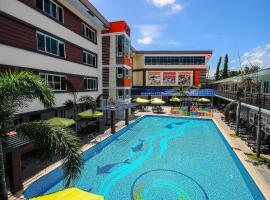 Inter Park Hotel, Olongapo