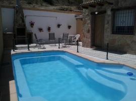 Casa Calera, Arbuniel
