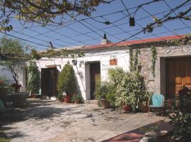 El Almendro, Lanjarón