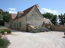 Le Gres, Calvignac