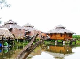 Cave Cliff Tarzan River Kwai Resort, Ban Ko Samrong