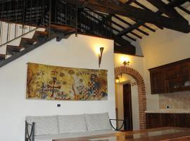 Apartment La dimora del ghibellino, Tivoli