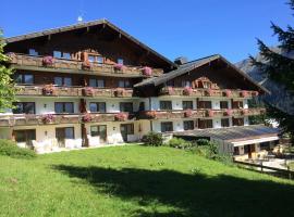 Suitehotel Kleinwalsertal, Hirschegg