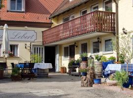 Landhaus Lebert Restaurant, Windelsbach