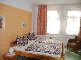 Apartments Gästehaus Im Lindenhof, Weimar